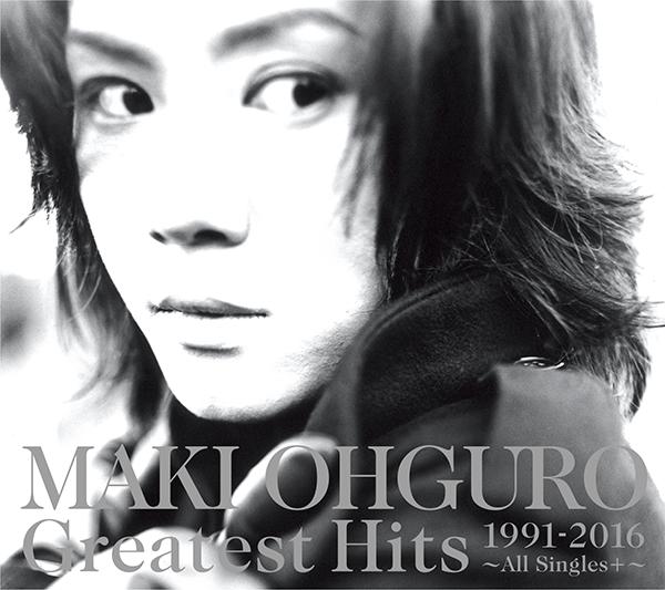 大黒 摩季 maki ohguro best of best all singles collection
